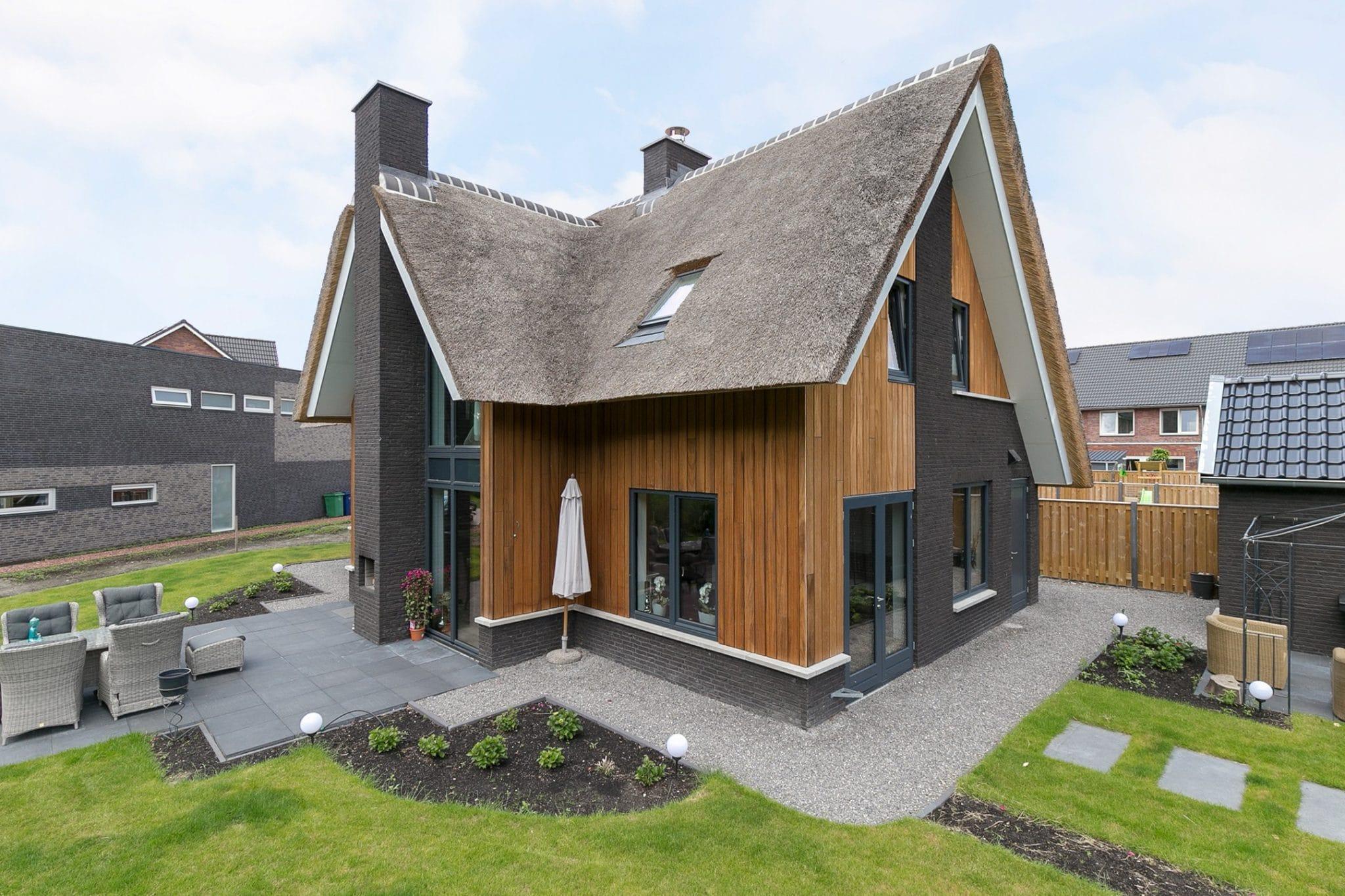 Landelijke boswachterswoning Almere