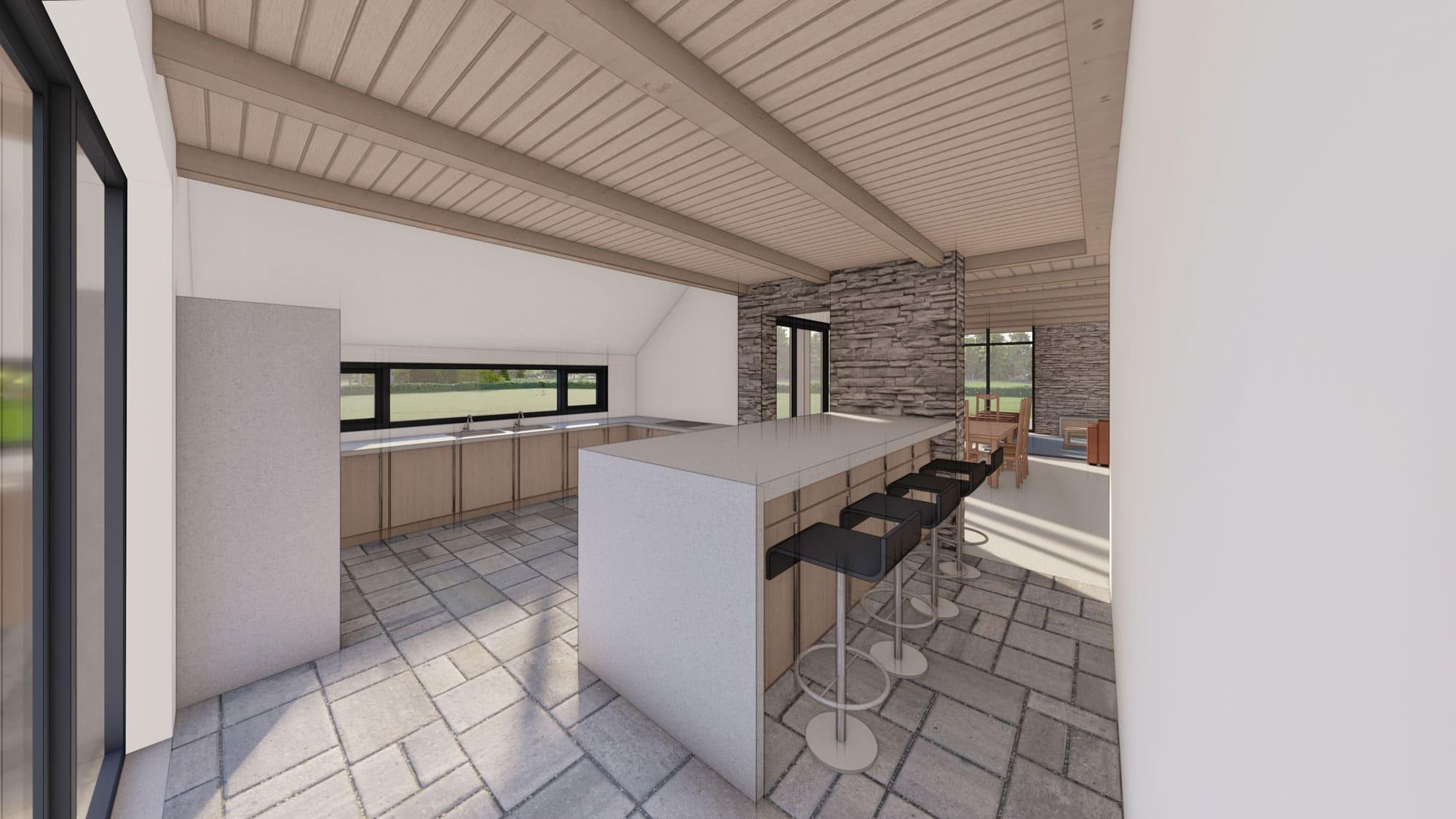 Visualisatie keuken