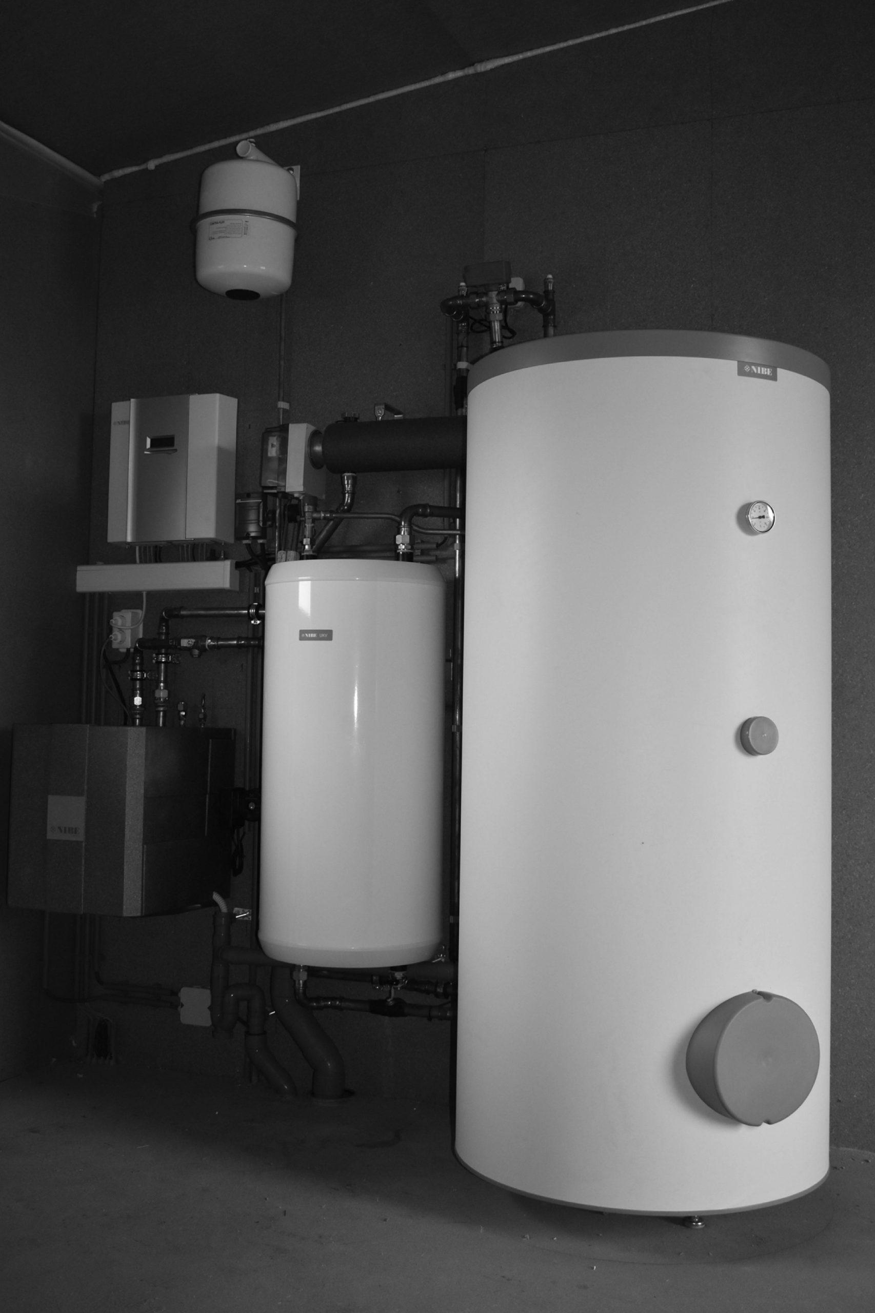 Duurzaam bouwen - Zonneboiler