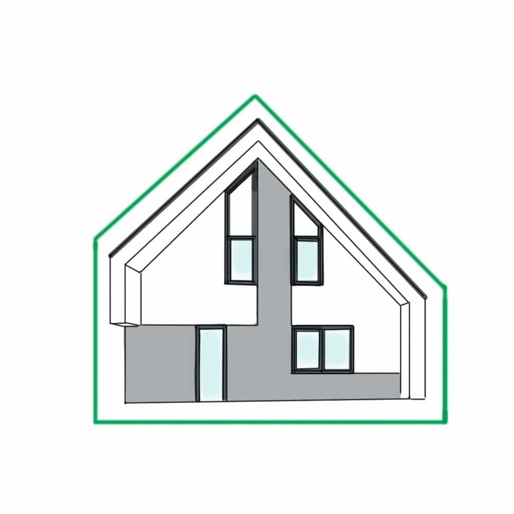 Trias energetica: in 3 stappen naar een duurzame woning